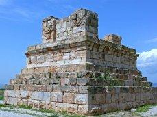 Tombeau du roi numide Massinissa, premier roi de la Numidie unifiée.