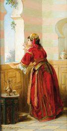 Attente, Algérie et conversation par Jean-Baptiste Huysmans.