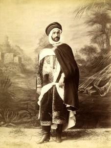 Mohamed Sirh, fils du caïd de Biskra(1900).