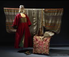 Caftan datant de 1731 offert par Ali Pacha, Dey d'Alger au roi de Suède à l'occasion d'un traité de paix entre les deux nations. (Caftan algérien datant de 1731 offert par Ali Pacha, Dey d'Alger au roi de Suède à l'occasion d'un traité de paix entre les deux nations. (©Discover Islamic Art)