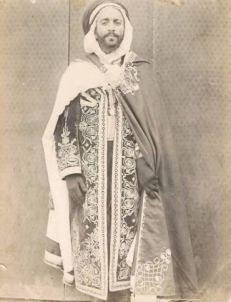 Si Mohamed Ben Boubakeur, caïd de la tribu des Ouled Sidi Cheikh.