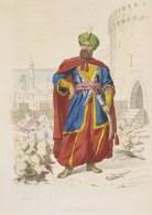 Ali Khodja, dey d'Alger en jabador, 1816.