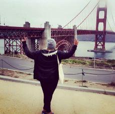 Hoodie Labasse à San Francisco, Etats-Unis.